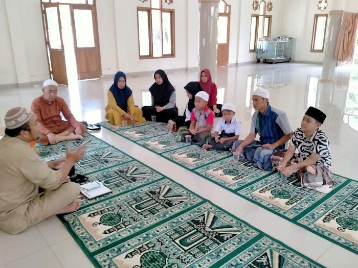 Dewan Dakwah Aceh Bina Keluarga Muallaf Asal Simalungun
