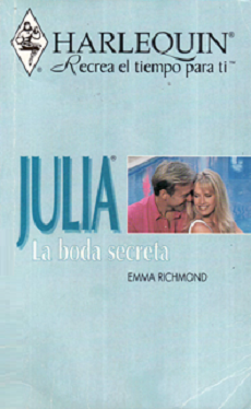 Emma Richmond - La Boda Secreta
