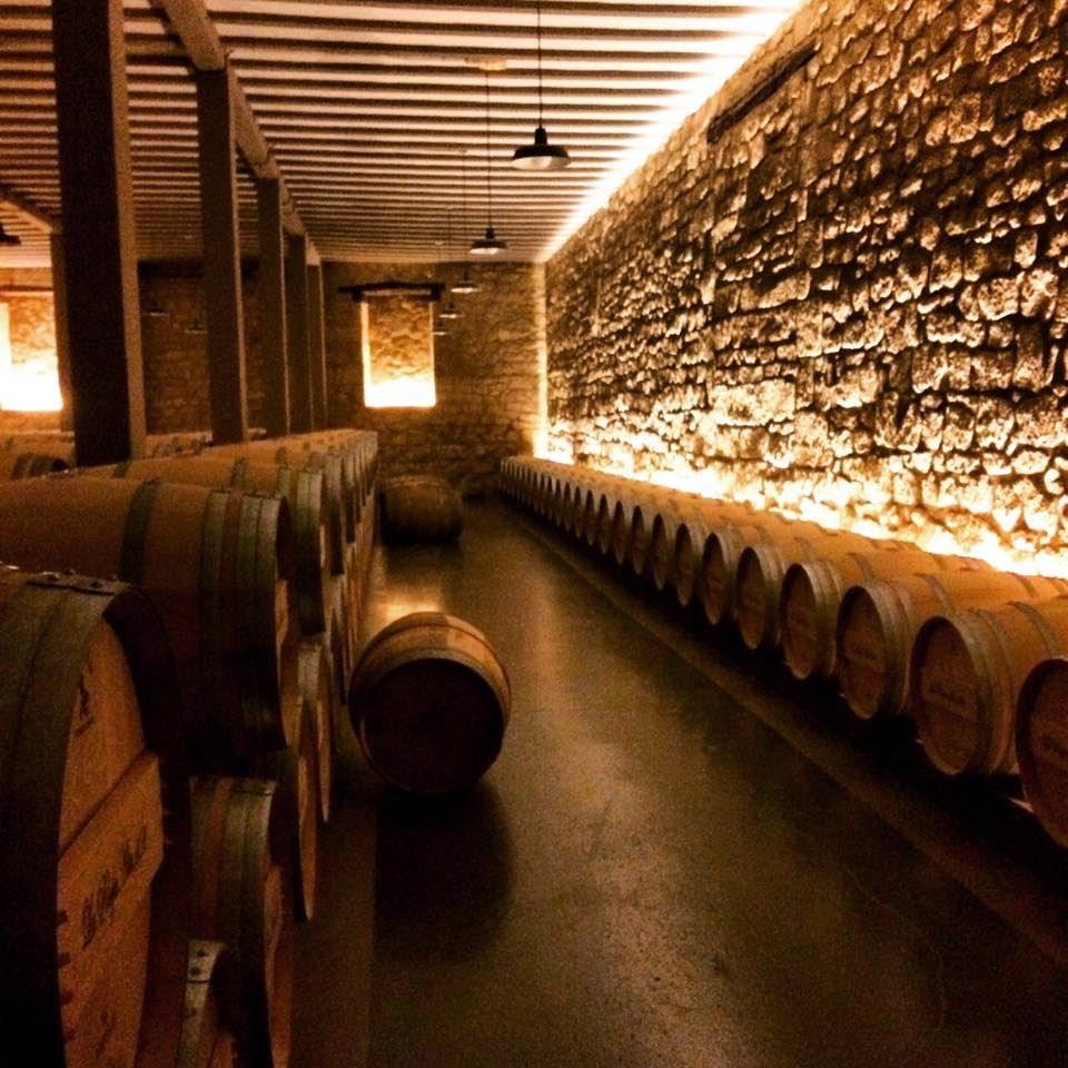 Foto de la Nave de Barricas. La Rioja Alta. Haro | caravaneros.com