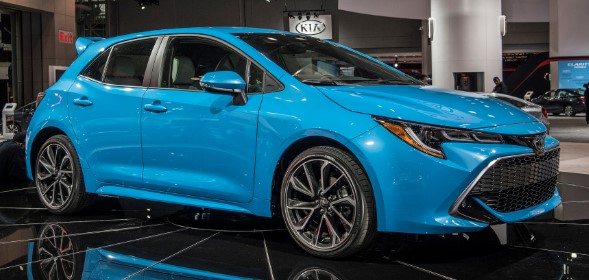 Release Date and New Features for the 2019 Toyota Corolla Hatchback