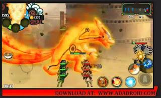 Download Naruto Senki Ninja Collection V1 Mod Apk