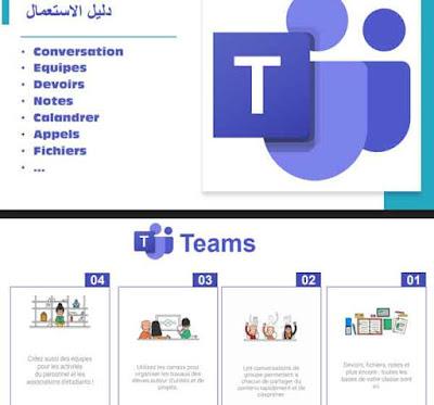 دليل-استعمال-microsoft-teams