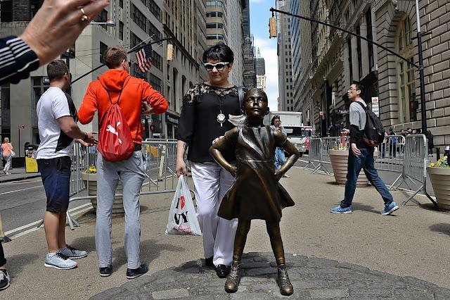 ny,Charging Bull, Wall Street