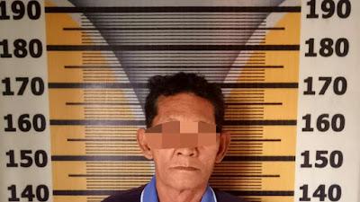 Polisi Geledah Kolam Ikan, Lalu Tangkap Pemilik Ganja di Tebingtinggi