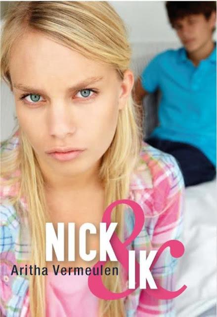 Boek van Aritha Vermeulen. Nick & ik