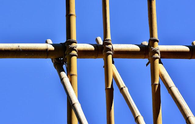 canne di bambu-arredi-architettura