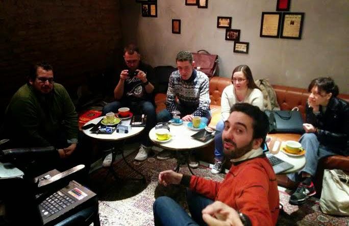 Sunrise Blog Club en Le XIX