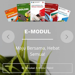 Unduh eModul SMA By Android & Mac iOS