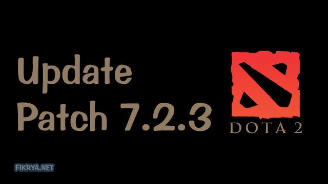 update terbaru dota 2 pacth 7.2.3