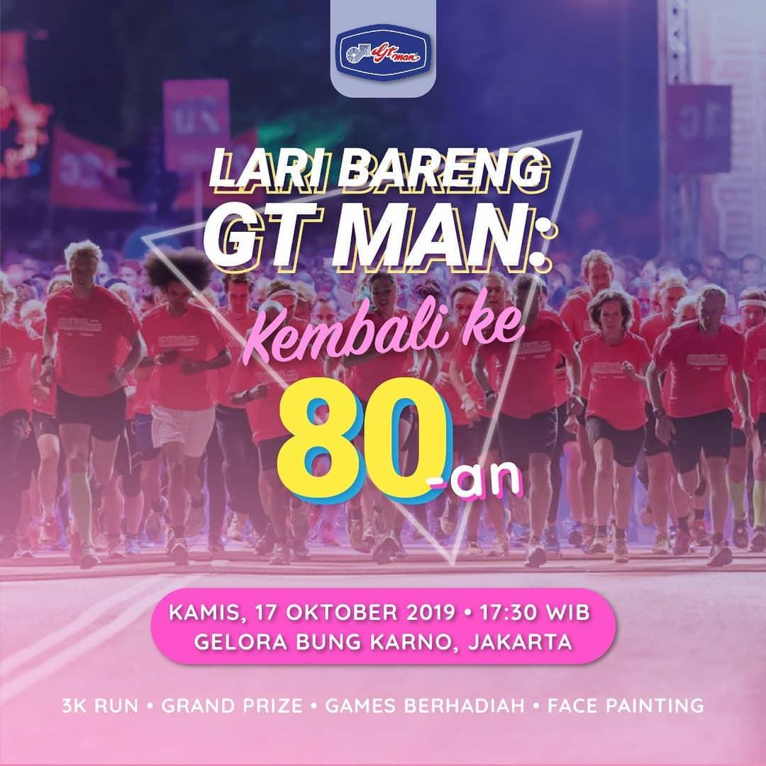 Lari Bareng GT Man • 2019