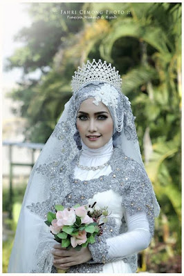 Style Hijab Pernikahan Modern