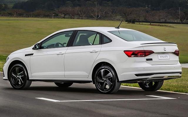 Novo VW Virtus GTS 2020