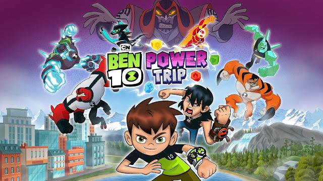 Ben 10: Power Trip تحميل مجانا