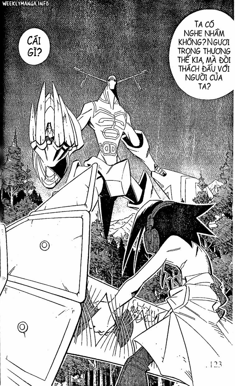 Shaman King [Vua pháp thuật] chap 197 trang 2