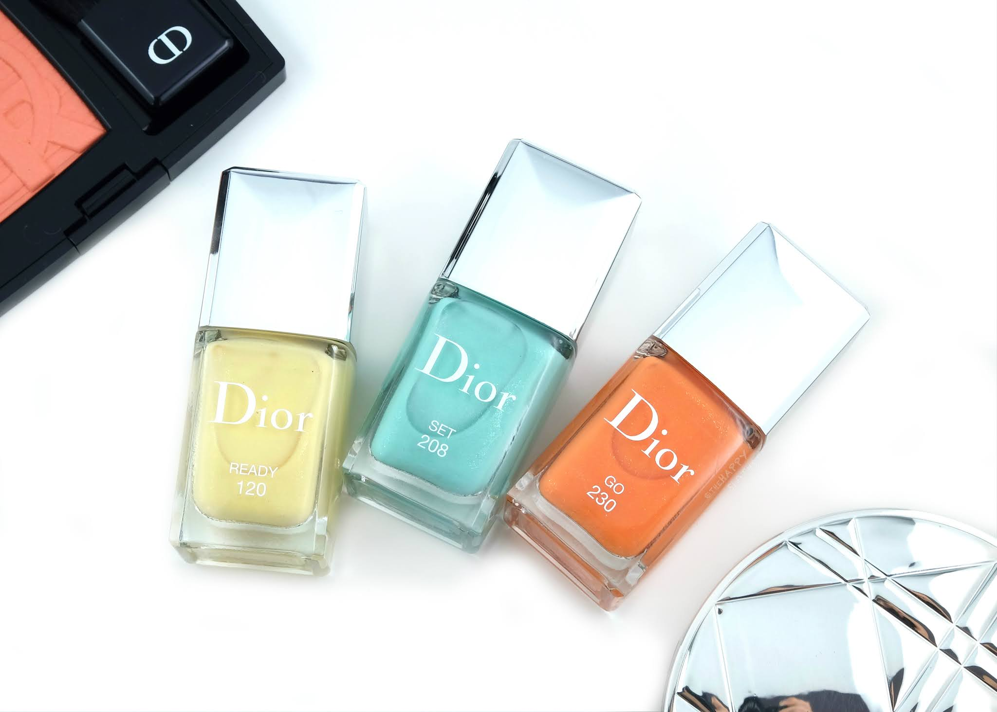 Dior Summer 2020 | Dior Vernis Color Games Nail Lacquer: Review and Swatches