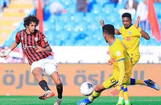 ملخص مباراة التعاون والرائد (0-0) في الدوري السعودي