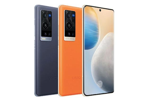 Vivo Unveils X60 Pro Plus, X60 Pro And X60 Smart Phones