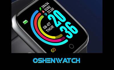 معلومات عن ساعه oshenwatch