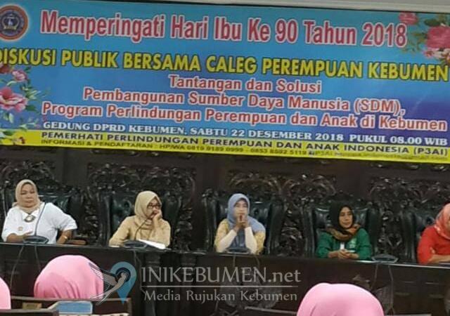 Caleg dari PAN ini Sebut Anggota Legislatif Perempuan Harus Bisa Memainkan Perannya