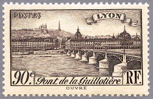 Pont de la Guillotière Lyon