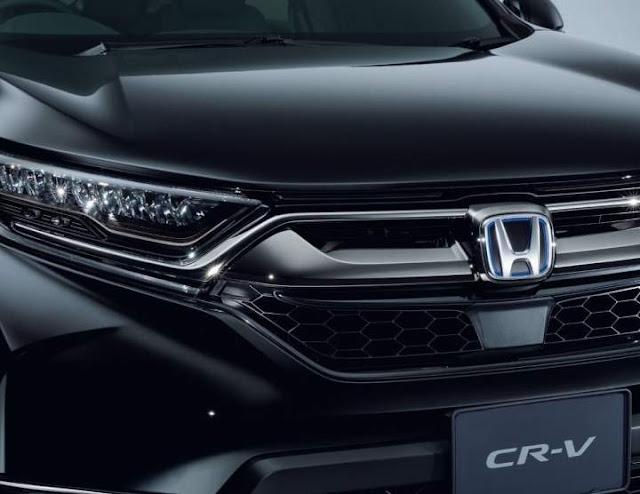 Headlamp Honda CRV Black Edition 2020