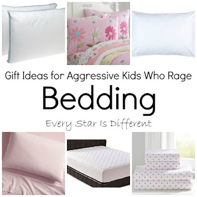 Bedding gift ideas for kids.