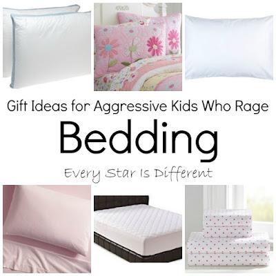 Bedding gift ideas for kids.