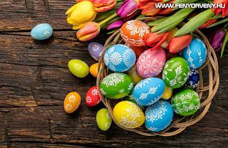 Húsvéti népszokások, jelképek, szimbólumok