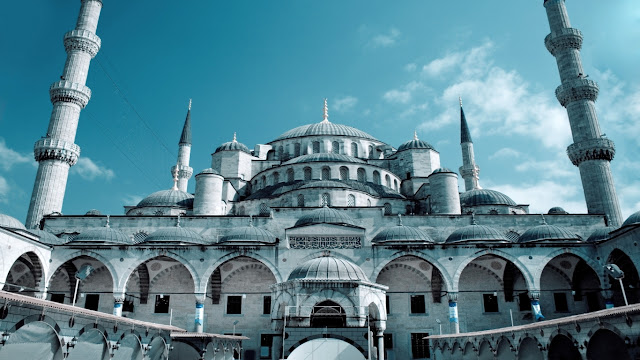 masjid keren