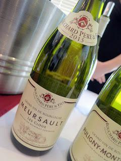 Domaine Bouchard Père & Fils Les Clous Meursault 2015 (91 pts)