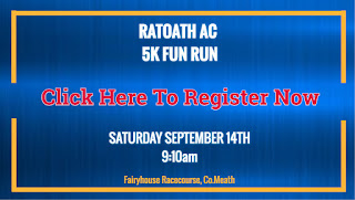 RATOATH AC HALF MARATHON Date - Ratoath Athletic Club