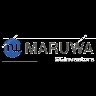 MARUWA CO. LTD (M12.SI) @ SG investors.io