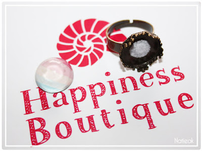 bague vintage happiness boutique