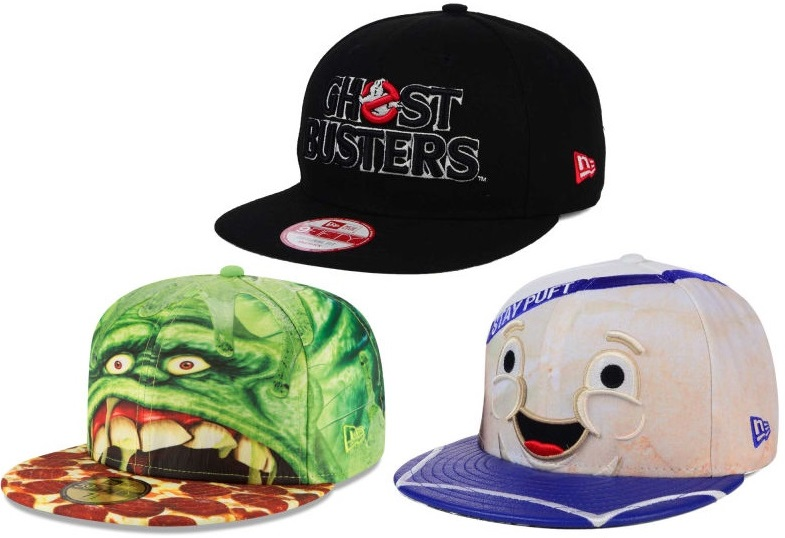The Blot Says...  Ghostbusters Classic Movie Hat Collection by New ... d9e01e92a352