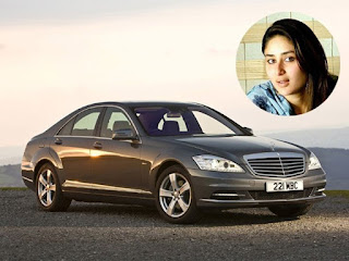 which car kareena kapoor has