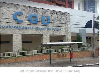 94 secretários municipais receberam auxílio emergencial na Paraíba, diz CGU
