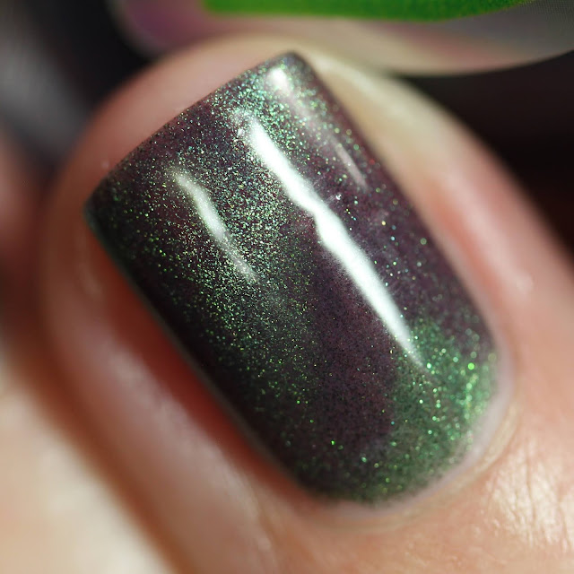 Treo Lacquer Resist swatch