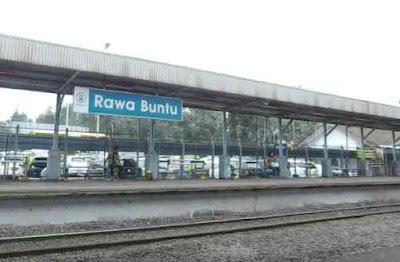 Stasiun Rawa Buntu