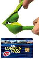 london pass, Tarjeta London Pass
