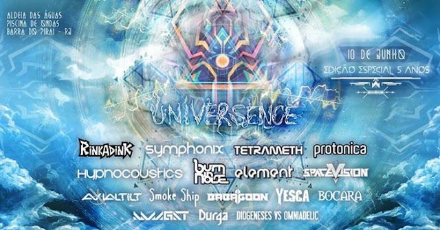 Universence - Edição Especial 5 anos