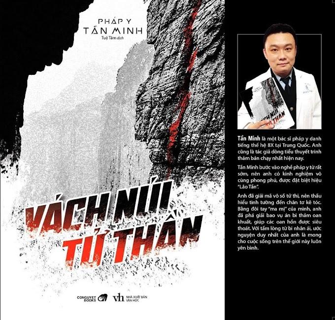 [VIP] Truyện audio trinh thám: Pháp Y Tần Minh tập 7: Vách Núi Tử Thần (Trọn bộ)