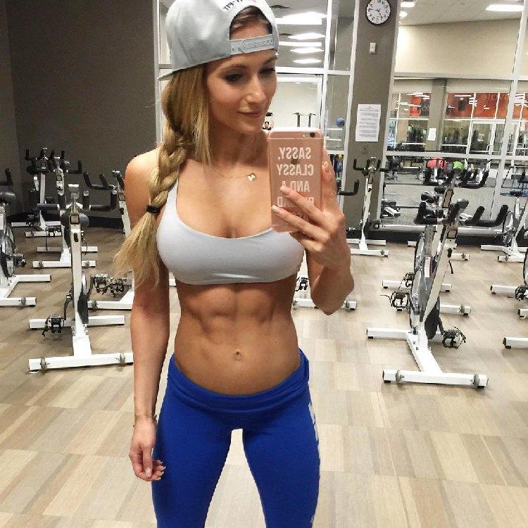 Alyssa Germeroth fitness bikini