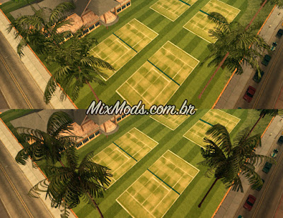 gta san mod hd palms trees vanilla original default