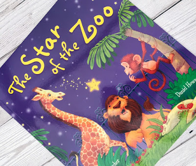 The Star of the Zoo book cover
