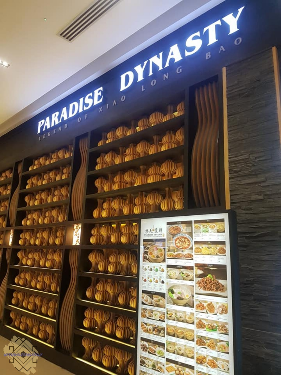 Paradise Dynasty in S Maison, Pasay City - WTF Review