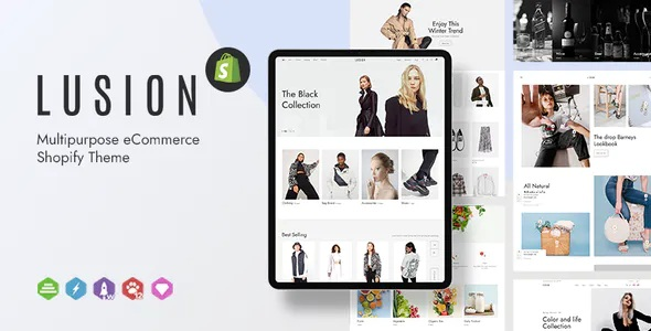 Best Multipurpose eCommerce Shopify Theme