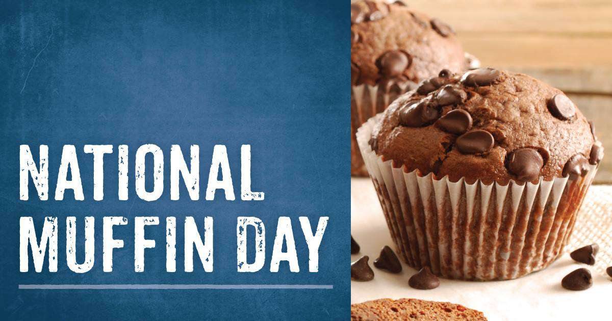 National Muffin Day Wishes pics free download