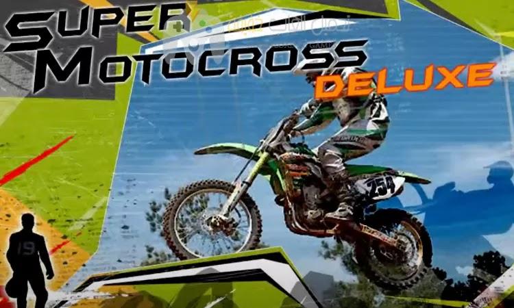 تحميل لعبة الدراجات النارية Super Motocross Deluxe للكمبيوتر برابط مباشر