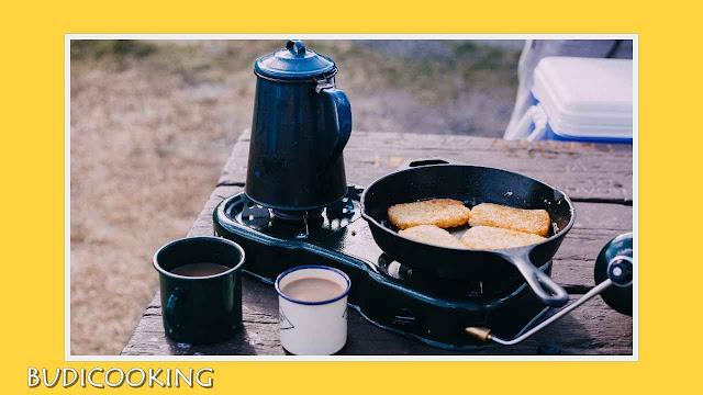 Jenis Alat Masak Camping yang Wajib Kamu Bawa