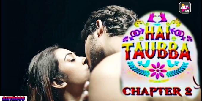 Ankita Chakraborty sexy scene - Hai Taubba 2 (2021)